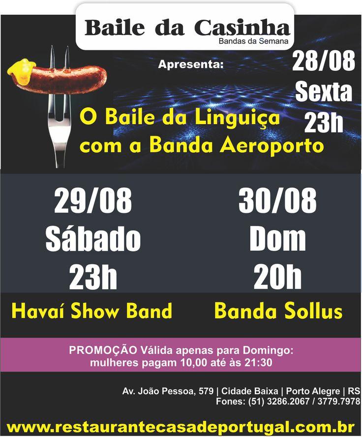Dançar é muito bom, mas com os amigos é melhor ainda! #portoalegre #POA #RS #RioGrandedoSul #festapoa #baladapoa