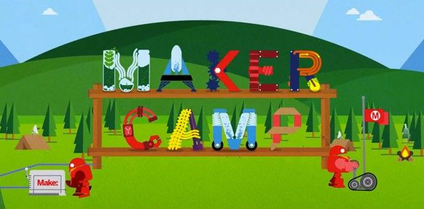 Maker Camp 2013 kicks off six weeks of DIY fun for teens (video)