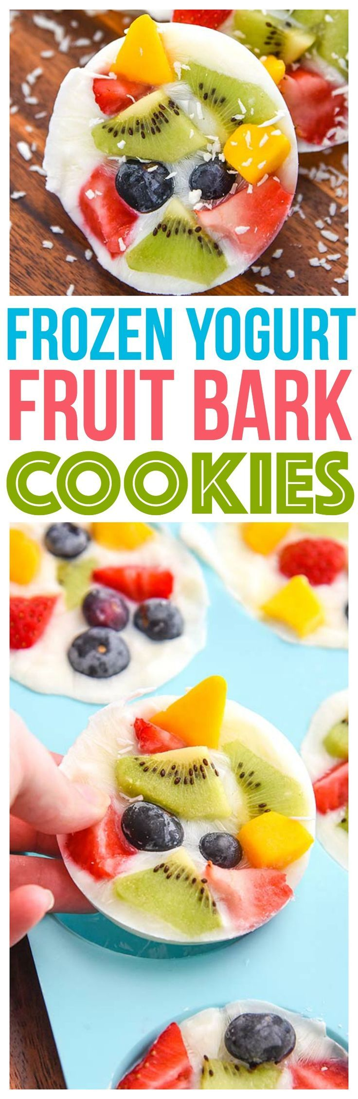 1092 best images about healthy snack recipes on pinterest - Refreshing dishes yogurt try summer ...