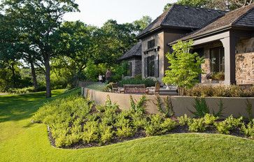 Retaining Wall Pictures Of Retaining Walls Ideas Design Ideas, Pictures, Remodel, and Decor - page 4