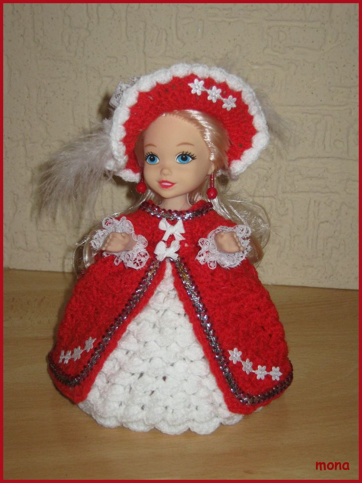 doll 3 - model of the Baroque period