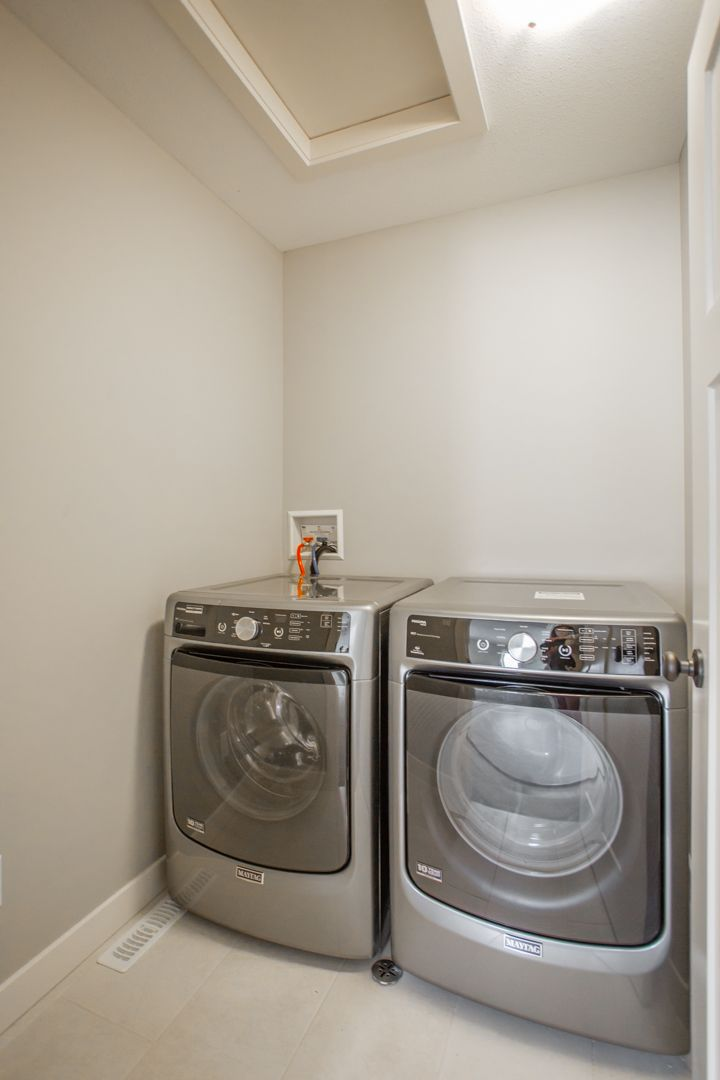 Laundry Niche