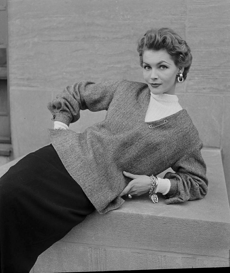 Georgia Hamilton, Photographed By Nina Leen For LIFE Magazine, September, 1951