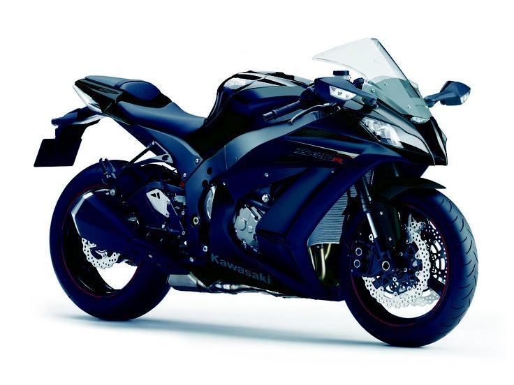 2013 Kawasaki Ninja ZX-10R Gets Electronic Steering Damper
