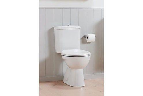 GJ Gardner toilet