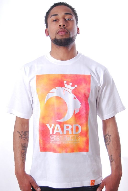 HALLUZINA, T-Shirt, White