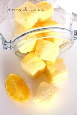 Guimauves au citron