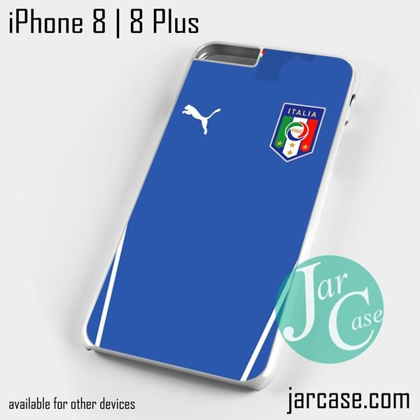italy soccer jersey Phone case for iPhone 8 | 8 Plus