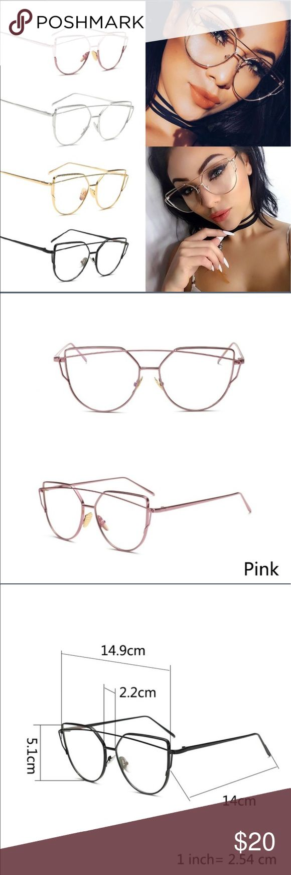 ☄️ Summer '17 Women's cat-eye sunglasses NO TRADES 🙅🏻 ALL REASONABLE OFFERS ARE ACCEPTED 😊👍🏽 NO LOWBALLERS!!! 😒✌🏽️✌🏽 LET'S BUNDLE!!!! 🎋🎉🎁🎊 Accessories Glasses
