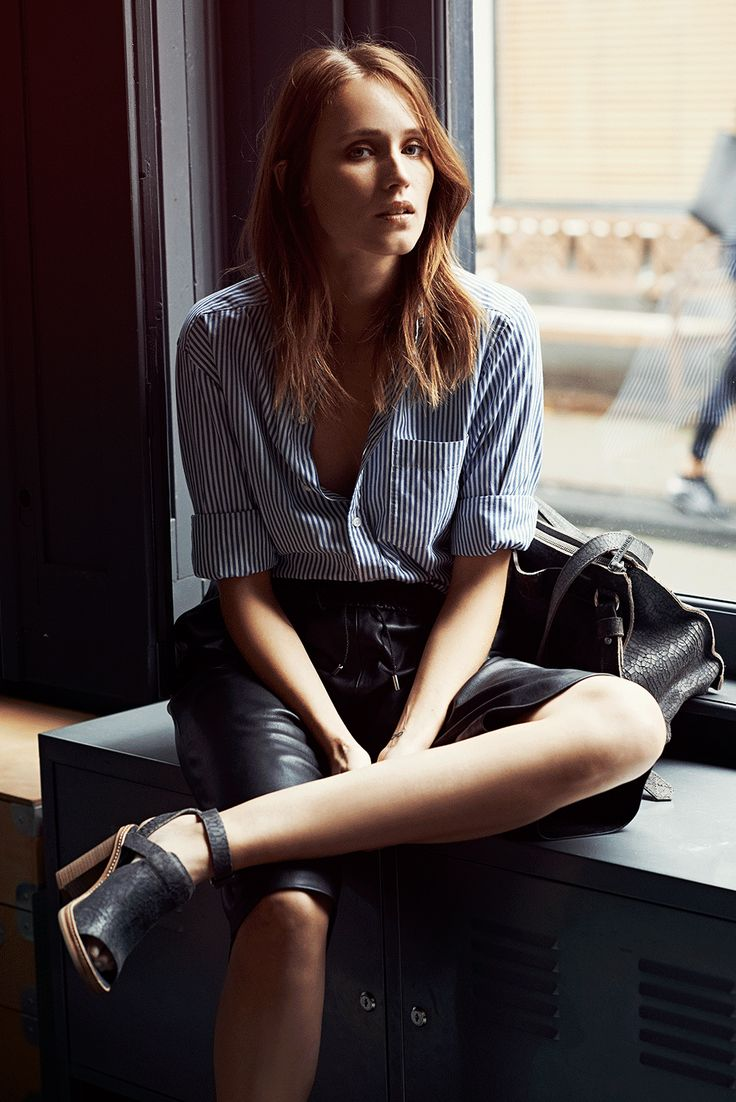 Shop the strappy sandals from the Shabbies Amsterdam campaign.