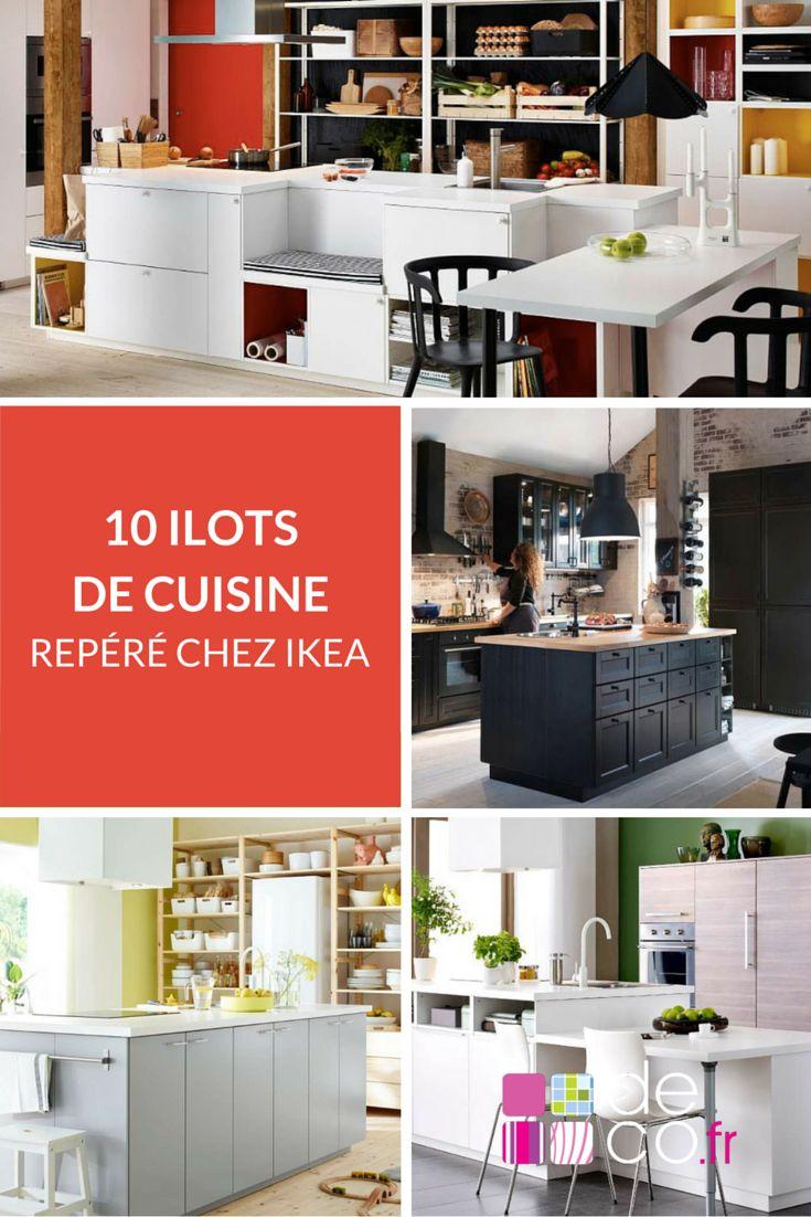1000 ideas about ilot de cuisine on pinterest lot de - Creer un ilot de cuisine ...