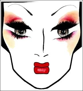 475 best Mac Face Charts images on Pinterest   Mac face charts ...