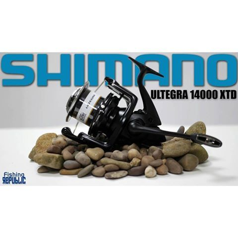 Shimano Ultegra 14000 XTD.  Head over to the website or pop into one of our stores to find out more!  #FishingRepublic #shimano #fishing #fishingtrip #fishinglife #fishingday #fish #angling #angler #carpfishing #polefishing #polefishing #photo #snapshot #focus #capture #exposure #composition #photoshop #photoshoot #reel #canon #dslr #photography #2016 #UK