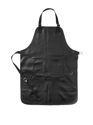 60% OFF Del Ben Leather Barbecue Apron