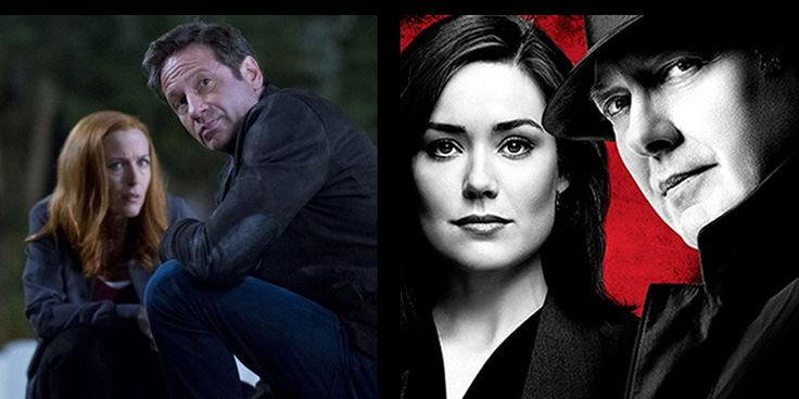 January 3rd Big Night For Crime TV Fans: X-Files & Blacklist Return #TheXFiles #TheBlacklist