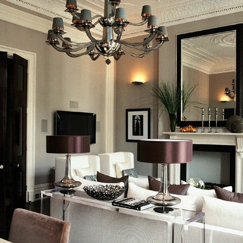 Room Reveal Purple And Grey Living Room: 10 Best Sherwin Williams Requisite Gray Images On