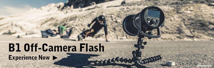 Profoto B1 Off-Camera Flash