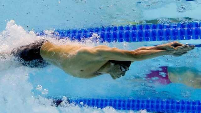 It's no secret that Michael Phelps has a ridiculous underwater dolphin kick. He used it with great effectiveness in not only butterfly events, but also in the freestyle and medley events to dominate the world swimming scene for the better part of a decade. The 200 meter freestyle, in particular, provides a startling example of…