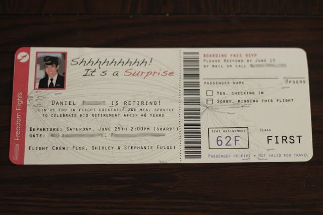 Cute Party Invite Name Tag Diy Airplane Ticket Invitations Aviationweddingi Ticket Invitation Graduation Gifts For Him Spa Birthday Party Invitations