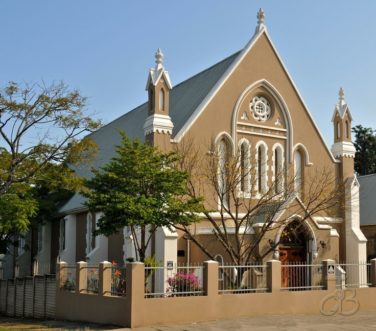 Methodist church of King Williams Town, Eastern Cape, South Africa. By #PhotoJdB