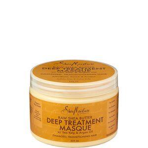 Shea Moisture Masque Ultra Hydratant Au Beurre de Karité Pur (326ml)