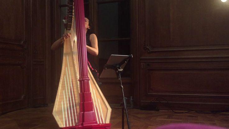 Lavinia Meijer: Koyaanisqatsi (Philip Glass) Harp Paris 2017