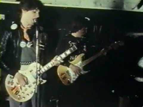 Stiff Little Fingers - Suspect Device - Live SLF is enough to make me swoon. I'm in love with this clip.