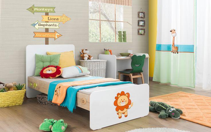 #safarinatura #safari #bebekodasi #baby #room #sarı #yesil #yellowroom #greenroom