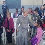La comunidad de San Jorge despidió agradecida al Obispo en el cierre de su visita pastoral
