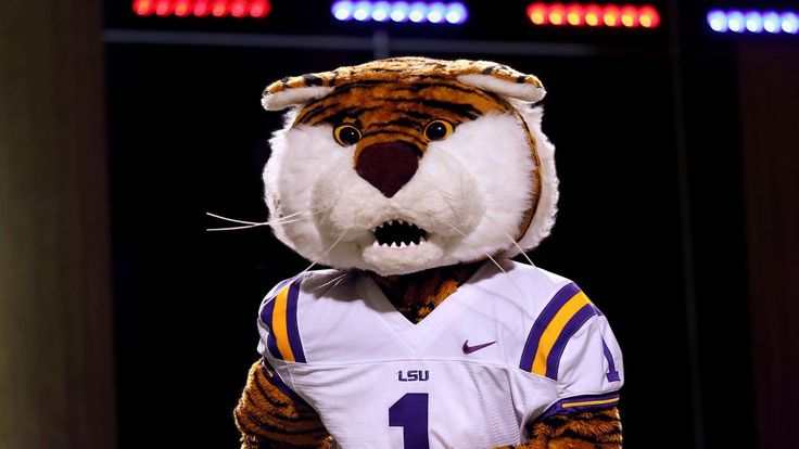 Patriots Draft Pat Patriot's Successor With Third-Round Pick Of Sophomore LSU Mascot