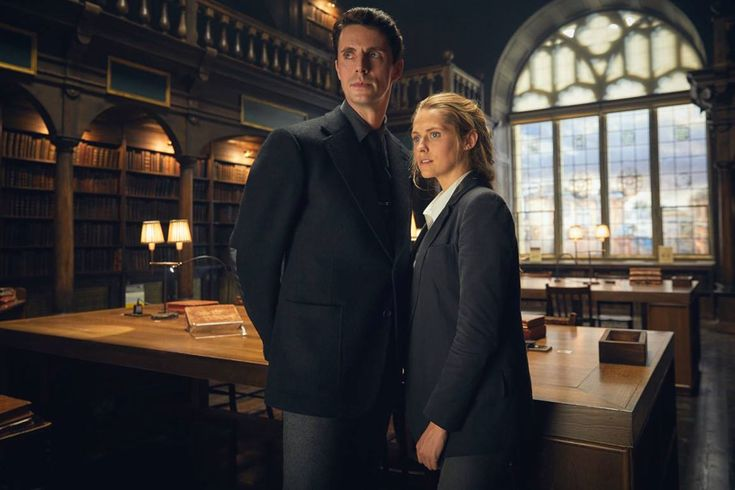 <em>A Discovery of Witches</em> TV series summons first trailer