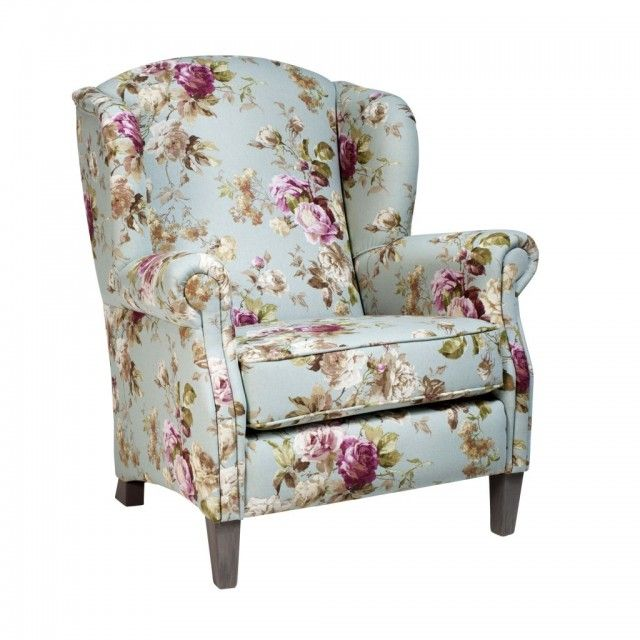 17 best images about oorfauteuils on pinterest english chairs and a dream - Romantische fauteuil ...