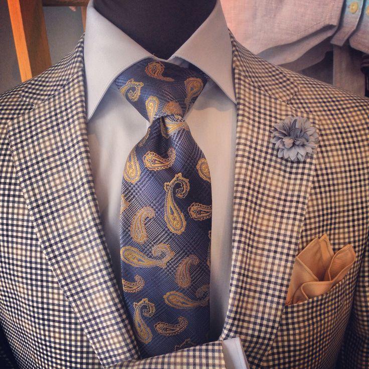 Kentucky derby, keenekand attire from THE MENS CORNER, Pikeville, Kentucky. Stylist Corey Copley