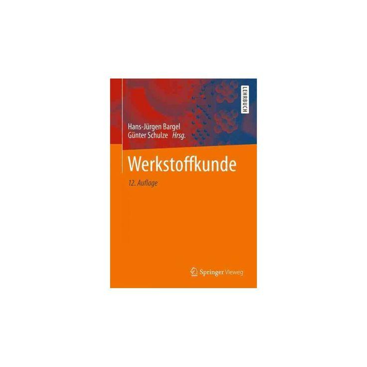 Werkstoffkunde (Hardcover)