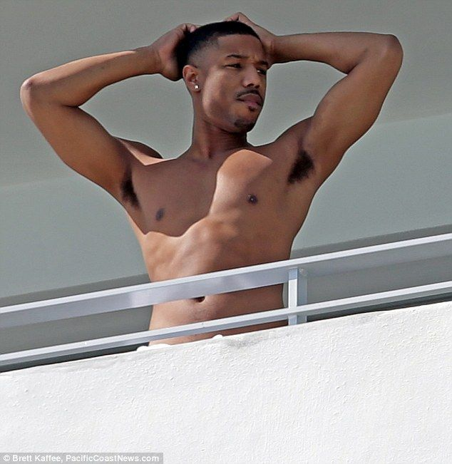 Michael B. Jordan told Oprah he didn't have a girlfriend, but it looks like that could be changing soon — or it has already! Description from lovebscott.com. I searched for this on bing.com/images