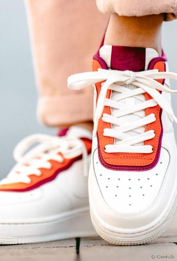 10 paires de baskets Nike Air Force 1 parfaites pour le