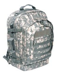 Bugout Bag ACU Pattern T27 SEC B RW 2 -- Continue to the product at the image link.