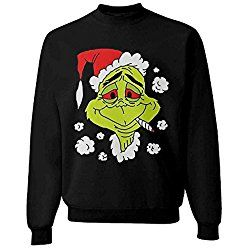 Merry Chirithmith Mike Tyson Ugly Christmas Sweater Unisex Sweatshirts
