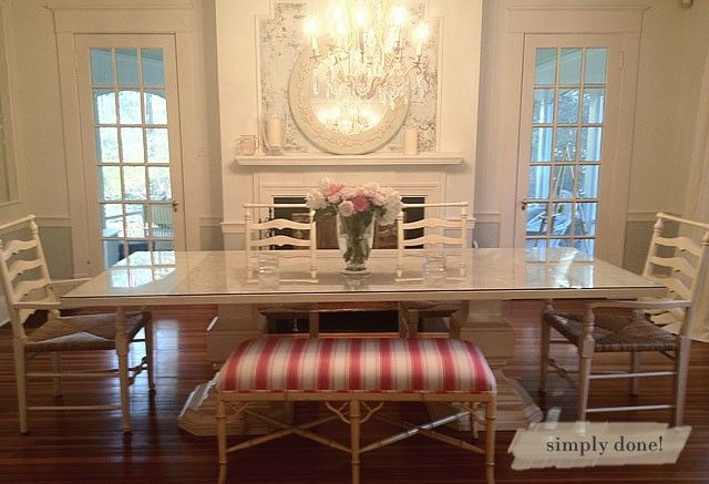 SHABBY CHIC® Furniture | Bella Notte Linens | Somerset Bay Furniture | French Country Tables | Pine Cone Hill