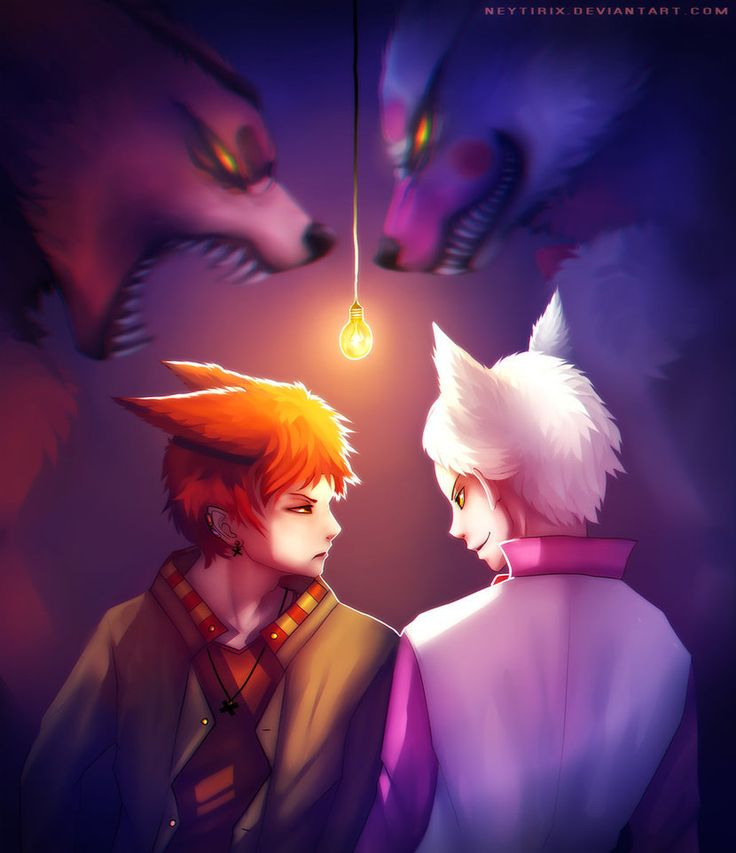 Foxy vs. Funtime Foxy (FNAF Fanart) by Neytirix on DeviantArt
