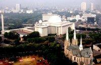 Terkait Gerhana Matahari Masjid Istiqlal Adakan Sholat Kusuf