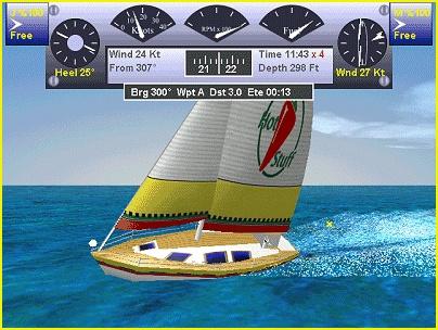 Virtual Sailor - Virtual Sailing Simulator