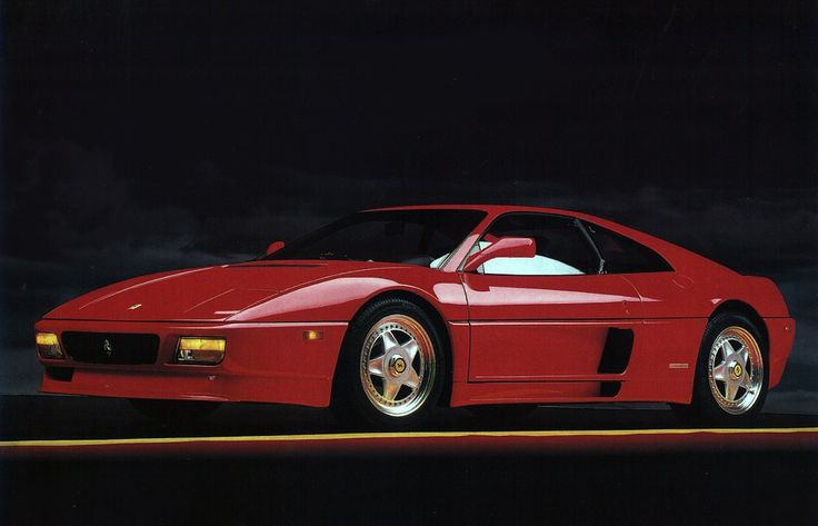 1993 Ferrari 348 - What Ferrari is all about