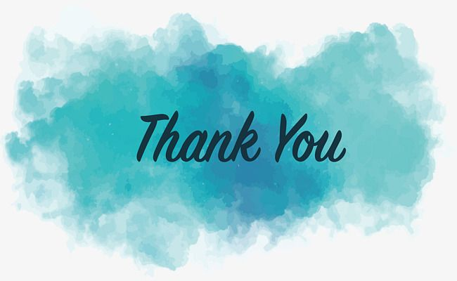 Brush Thank You Vector Material Thank You Brush Png And Vector