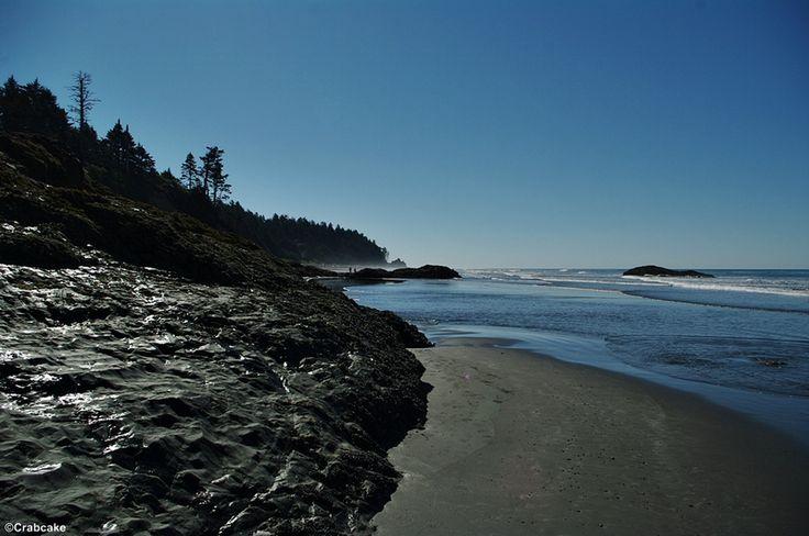 De Ruby Beach à Ozette Lake