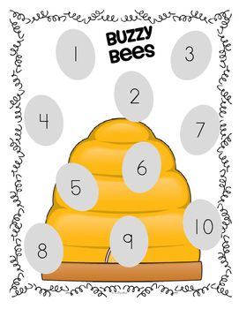 BEES Matching Numbers to Sets 1-10