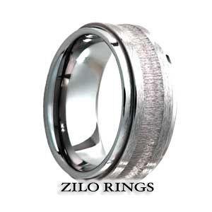 Hericourt, Tungsten Ring Price: $221.62 (You save $110.84)