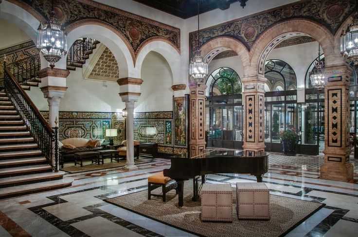 Seville, romance in Andalucía – Antaeus Travel | Travel Agency