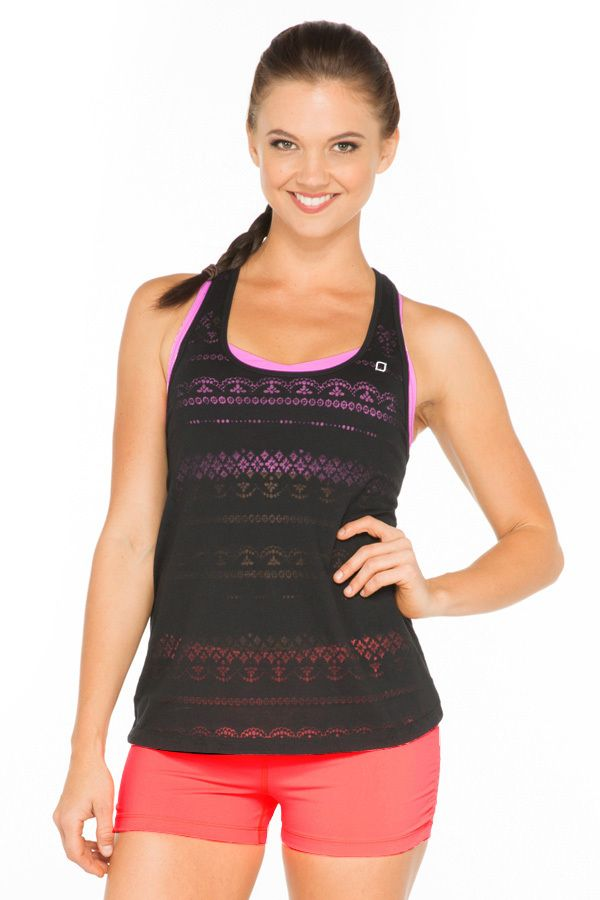 Burn out perfection - Adella Tank