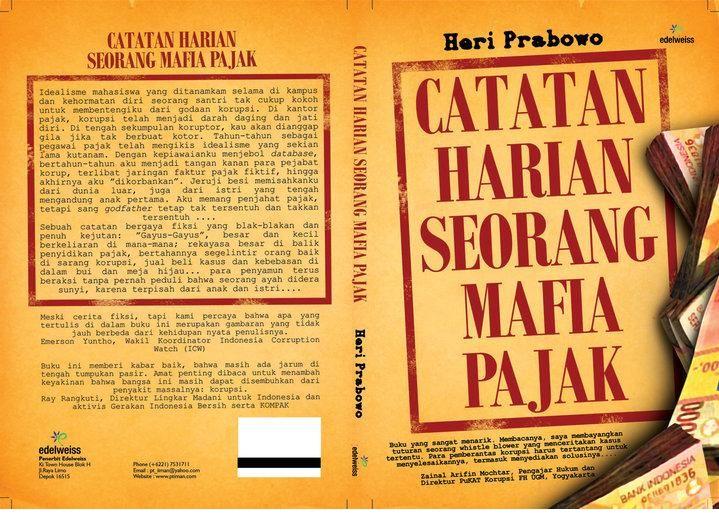 Catatan Harian Seorang Mafia Pajak